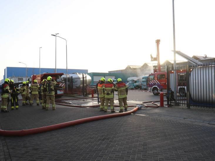Transportbedrijf moet extra check inbouwen rond opslag van tanks na stankoverlast