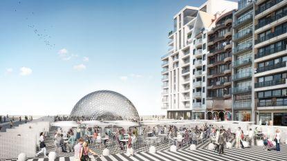Eerste fase werken 'nieuw' Albertplein in Knokke van start