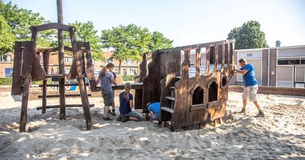 Afgekeurd speelschip uit zwolse woonwijk krijgt plekje in for Timon begeleid wonen