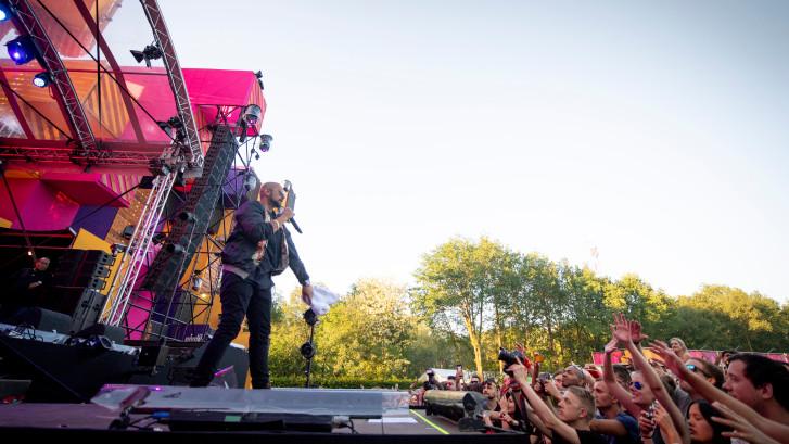Enschede gaat los op Sean Paul