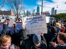 New Yorkers niet blij met komst kantoor Amazon
