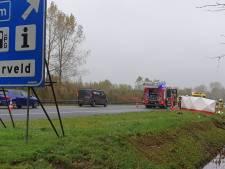 Man (51) uit Voorst komt om het leven bij verkeersongeluk in Assen