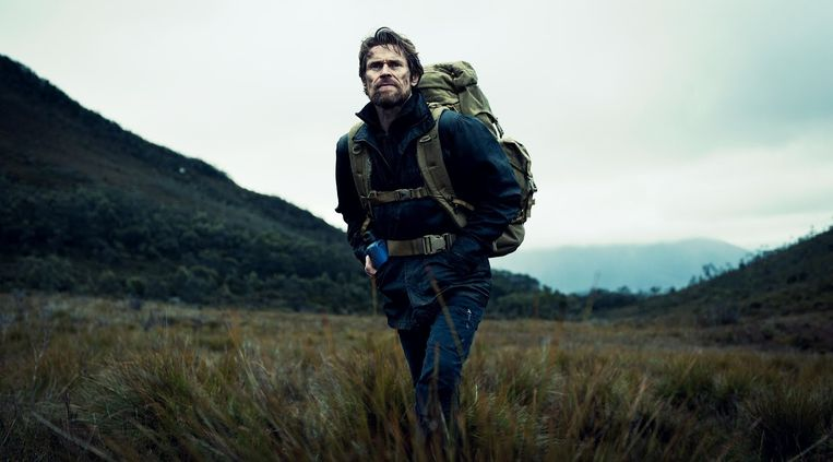 Willem Dafoe in The Hunter. Beeld