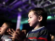 Eerste kinderfestival Springstof in poppodium De Spot in Middelburg
