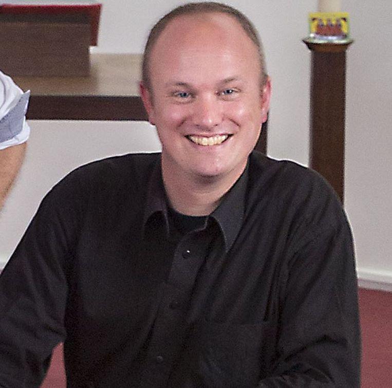 Peter-Ben Smit Beeld Werry Crone