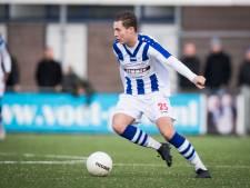 'Voor mij beter om elke week in de tweede divisie te voetballen'