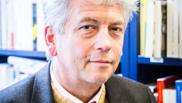 Maarten Asscher heeft zich bijzonder hard ingezet voor het literaire klimaat in binnen- en buitenland Beeld ANP