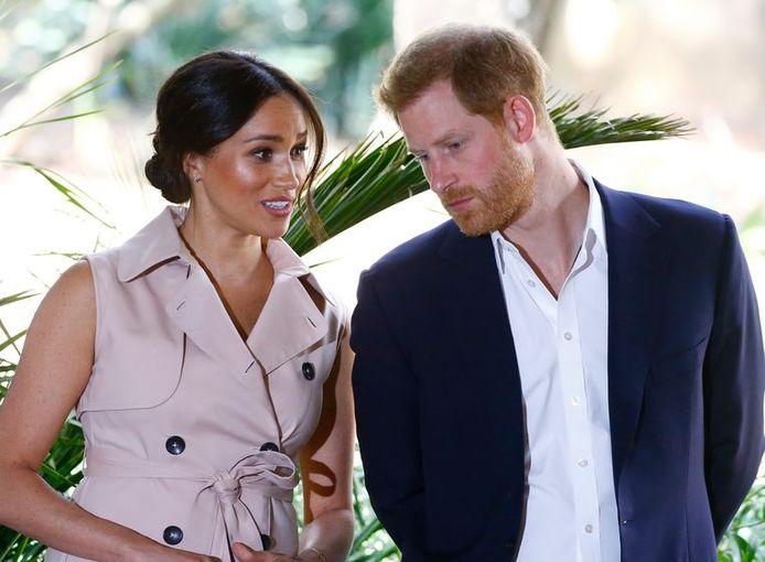 """La Reine et les hauts fonctionnaires britanniques se sont accordés sur le fait qu'il n'était plus possible pour le couple de conserver le mot """"royal"""" dans leur marque """"Royal Sussex""""."""
