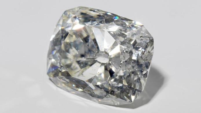 De diamant van Banjarmasin, ooit van sultan Panembahan Adam van Banjarmasin (Zuid-Borneo). Nadat Nederland het sultanaat in 1859 met geweld had ingelijfd, werd de diamant tot Nederlands staatsbezit verklaard.