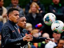 PSV mist Malen en Bergwijn tegen Willem II en ook Oranje mist PSV-duo