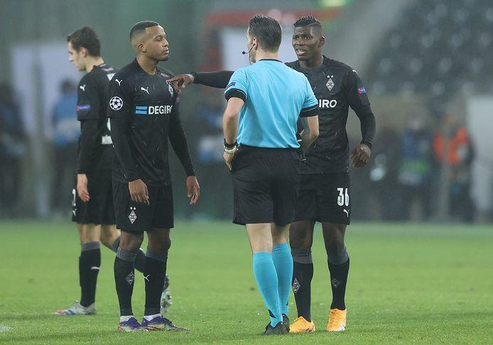 Sans l'intervention du VAR, le Borussia Mönchengladbach serait déjà qualifié pour les huitièmes de finale...