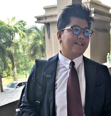 Rechter zet advocaat Johnsons rechtszaal uit