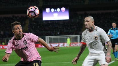 'Il Ninja' wordt 'Er Capitano': Kapitein Nainggolan gidst AS Roma naar zege tegen Palermo