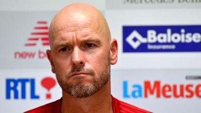 """Ajax-coach: """"Wij favoriet tegen Standard? Dat is de bekende tactiek van België tegen Nederland"""""""