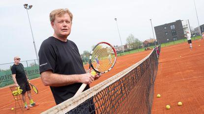 Opnieuw tennis op Schelle Sport