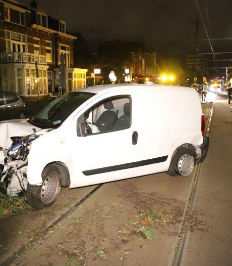 Aanrijding in Rijswijk, één van de bestuurders mogelijk onder invloed