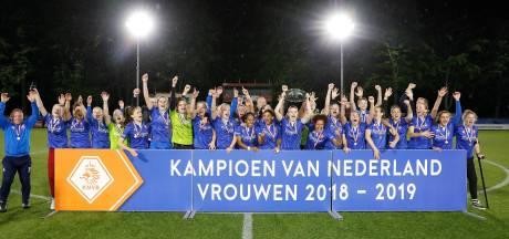 FC Twente Vrouwen bindt jeugdspeelsters
