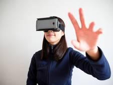 Een stoornis ervaren met een 3D-bril