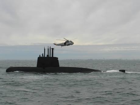 'Oproepen mogelijk van vermiste onderzeeër'