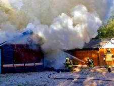 Politie sluit brandstichting jeu de boulesclub niet uit