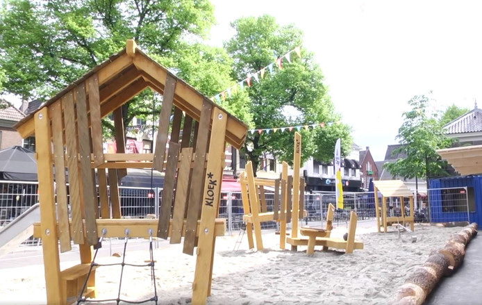 Sand in the City in Enschede