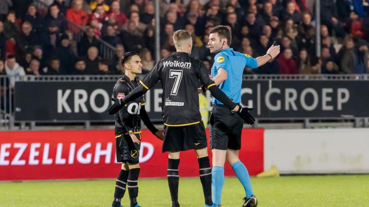 'Geen crisis bij NAC, maar sportief verval'