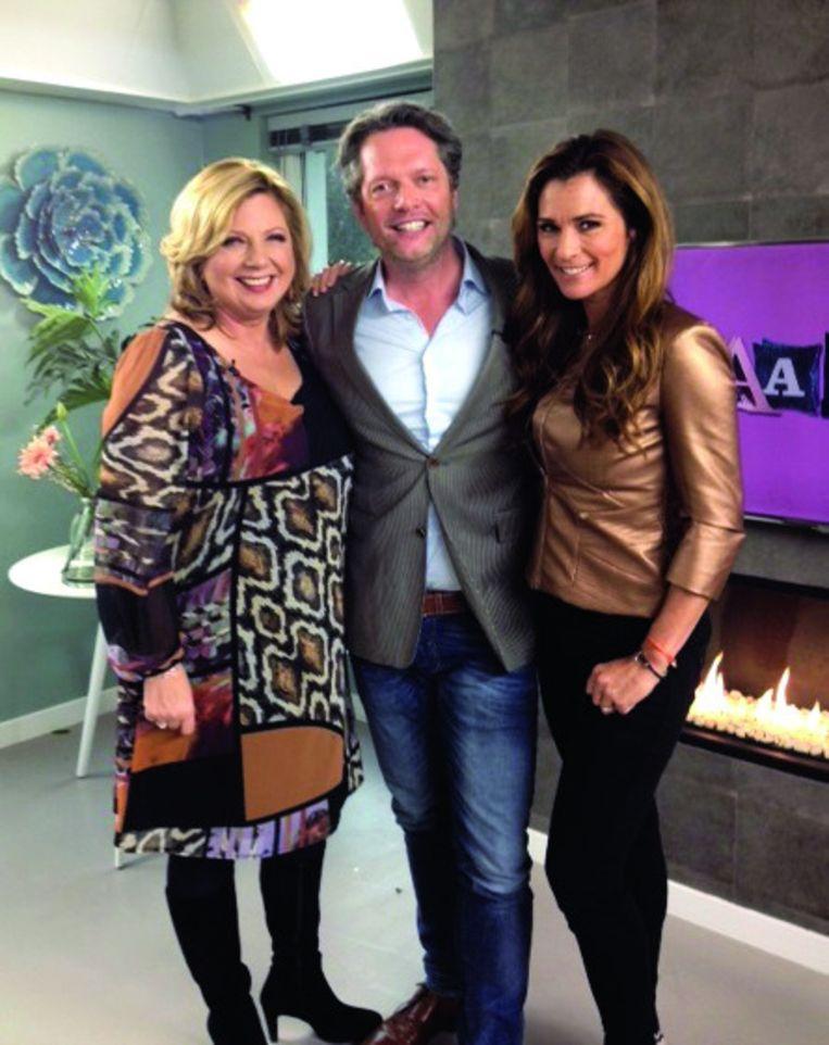 Met Loretta en Quinty van Koffietijd Beeld .