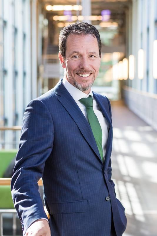 Bestuursvoorzitter Mark van Houdenhoven