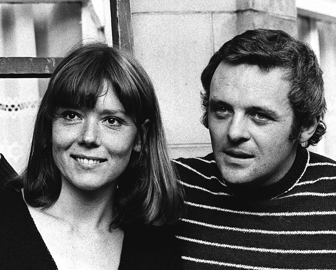 Diana Rigg et Anthony Hopkins
