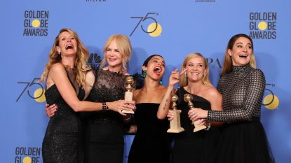 'Big Little Lies' gaat met grote awards aan de haal tijdens Golden Globes