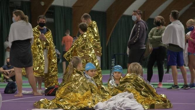 IN BEELD. Opnieuw brandmelding bij David Lloyd: tachtigtal sporters geëvacueerd