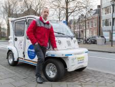 Ondanks 13.000 klanten blijft 't sappelen voor Zwolse bromtaxi