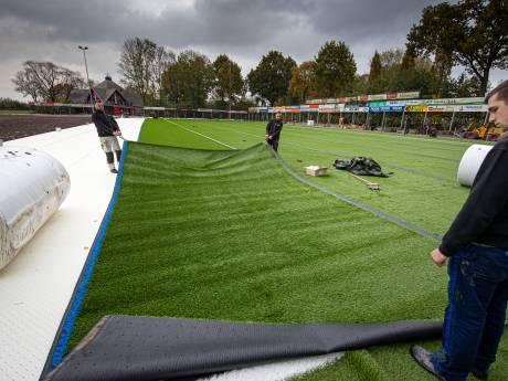 Extra geld voor nieuwe velden IJsselmuider voetbalclub