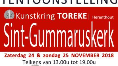 Kunstkring Toreke stelt kunstwerken tentoon