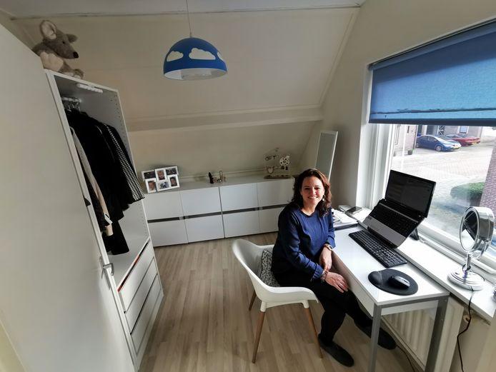 Sonja van IJk.