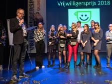 Koffieclub Oldenzaal genomineerd voor 'appeltjes' Oranjefonds