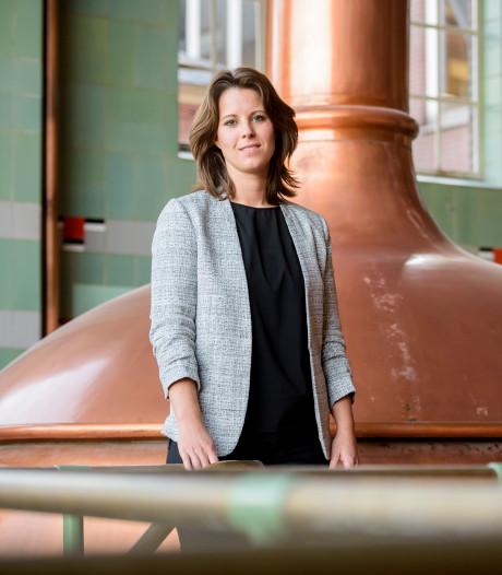 Directrice van Dommelsche Bierbrouwerij komt uit Bergen op Zoom: 'Niets mooier dan bierbrouwen'
