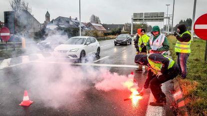 'Gele hesjes' voeren zaterdag actie bij Dikke Mathille