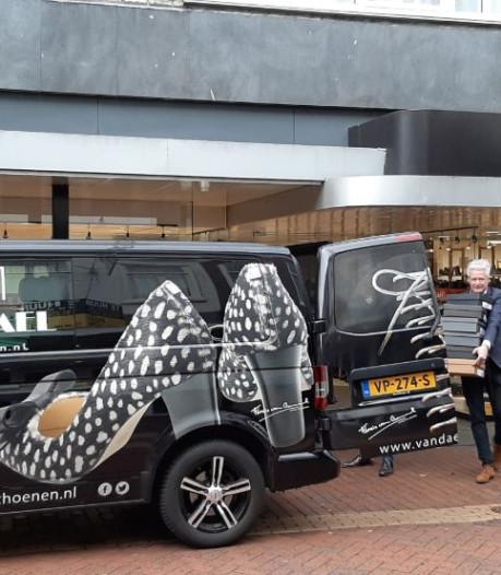 Van Dael Schoenen sluit na 24 jaar winkel in Almelo
