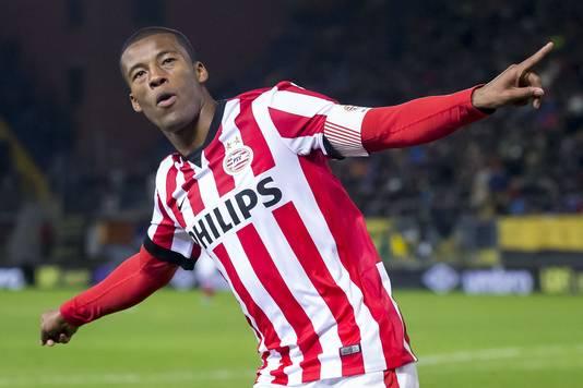 Newcastle United betaalt 20 miljoen euro voor Georginio Wijnaldum.