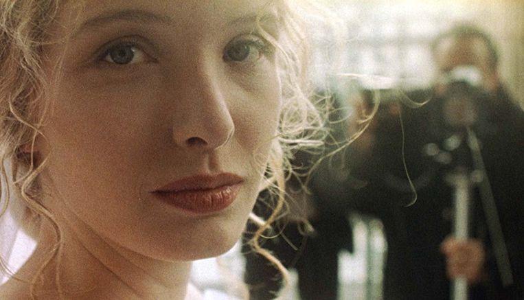Beeld uit Trois couleurs: Blanc (1994). Beeld