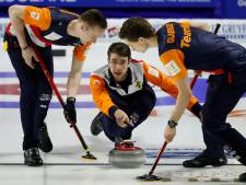 Curlers maken nog volop kans op WK-ticket