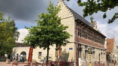 Voor het eerst blokspot in gemeenschapscentrum De Camme