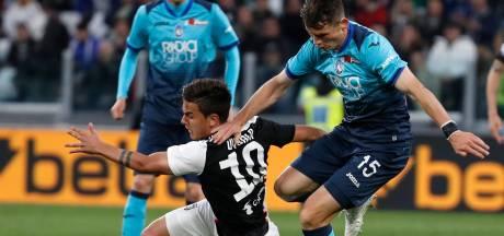 Atalanta Bergamo nu derde, maar Champions League nog niet zeker