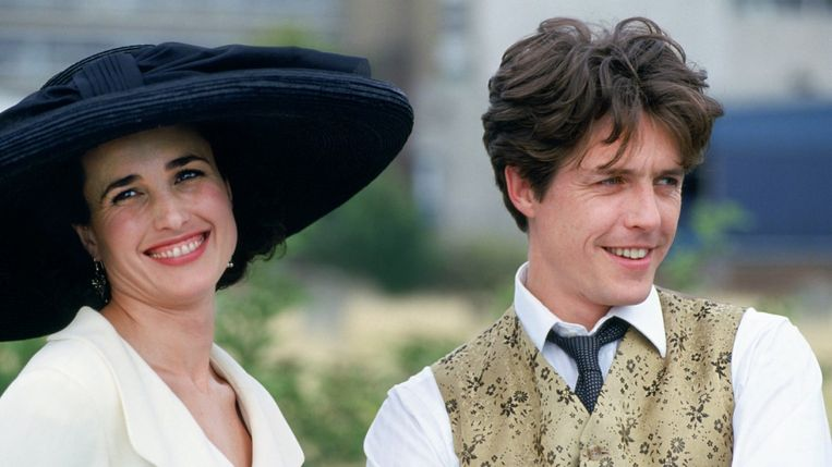 Four Weddings and a Funeral Beeld