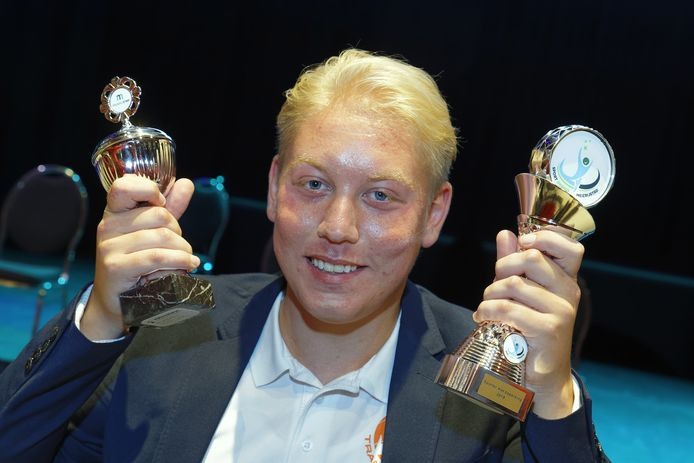 Jimmy Vorstenbosch uit Boskant won twee awards.
