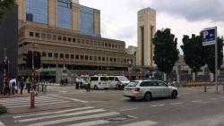 Brussel-Noord ontruimd na bommelding, ook alle Brusselse autotunnels gesloten