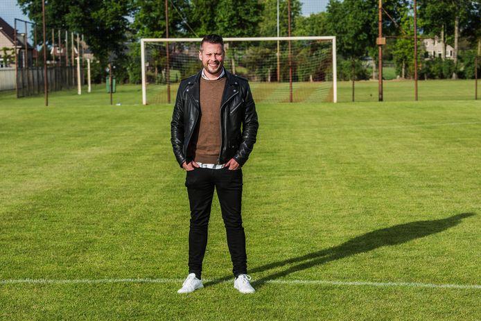 Sebas Sluijmers, de nieuwe voorzitter, heeft grote toekomstplannen met voetbalclub The White Boys.
