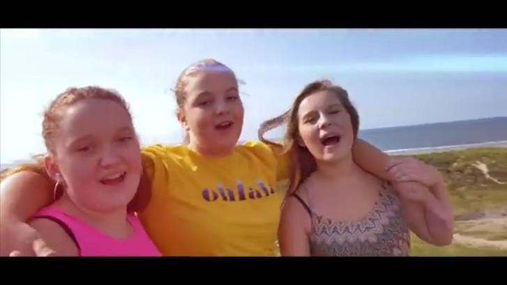 Kinderen uit Duindorp rappen trots over hun wijk