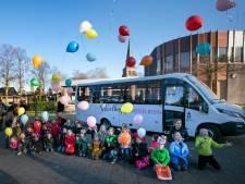 Nieuwe schoolbus Westelbeers lijkt wel een 'uitstapjesbus'